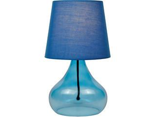 Geranium Blue Table Lamp, , large
