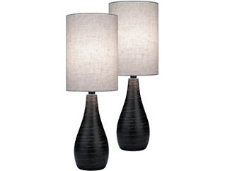 "Cardamom 28"" Bronze Lamps, , large"