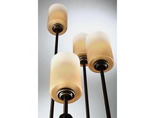 """Atticus Dark Bronze 71"""" Lamp, , large"""