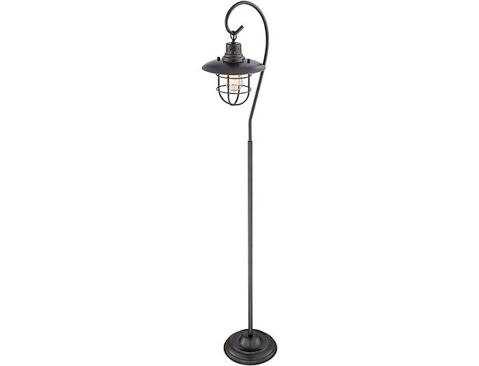 Cosmo Dark Bronze Floor Lamp, , large