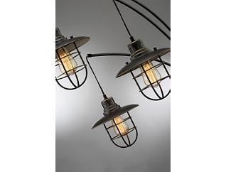 Cosmo 3-Arm Floor Lamp, , large
