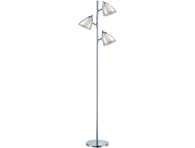 Selika II 3-lite floor lamp, , large