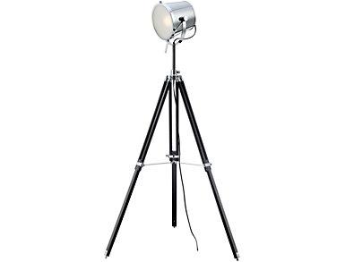 Magnus Chrome Floor Lamp, , large