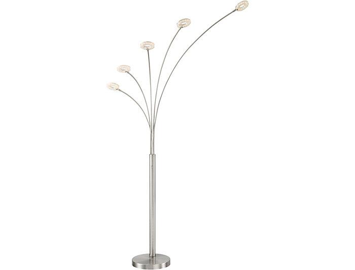 Cecilia Multi Arm Floor Lamp