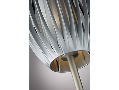 Pike Grey Floor Lamp, , large