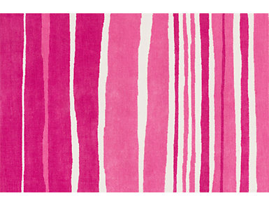 Tickle Me Pink Piper Rug 2'x3', , large