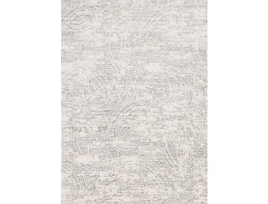 Torrance Grey 5'x 7'6 Rug, , large