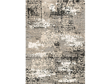 Viera Grey 7'7 x 10'6 Rug, , large