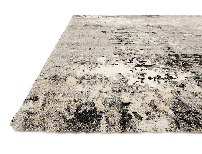 Viera Grey 7'7 x 10'6 Rug, , large