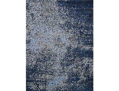 Viera Grey/Navy 5'3 x 7'7 Rug, , large