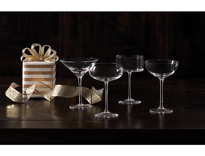 Lulu Assorted Cocktail Glasses, , large