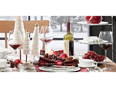 Red Wine Glass Set/4, , large