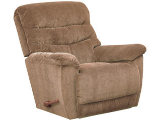 La-Z-Boy Joshua Rocker Recliner, Beige, , large