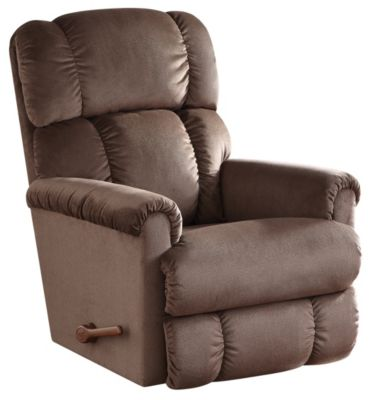 Pinnacle II Rocker Recliner, Brown, Brown, swatch