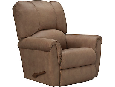 Conner Tan Rocker Recliner, , large