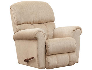 Briggs Rocker Recliner, Khaki, large