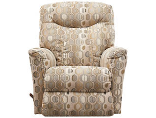 Fortune Flax Rocker Recliner, Flax, large