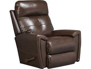 Excellent Upholstered Recliners Leather Recliner Chairs Art Van Home Creativecarmelina Interior Chair Design Creativecarmelinacom