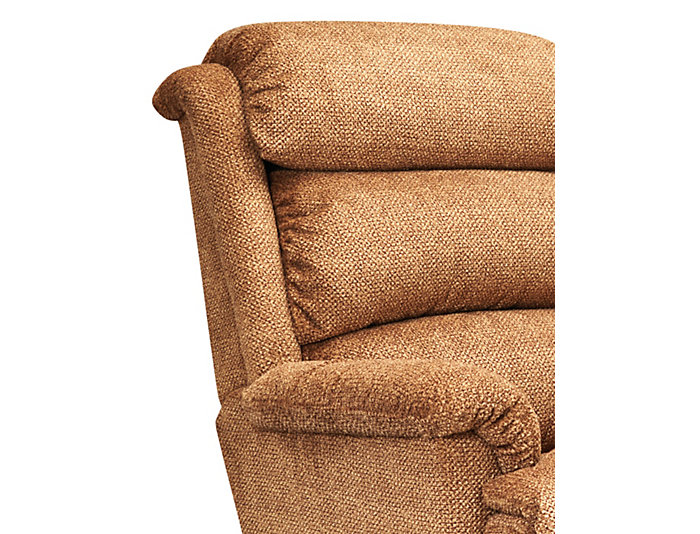 La-Z-Boy Astor II Rocker Recliner, Brown, , large