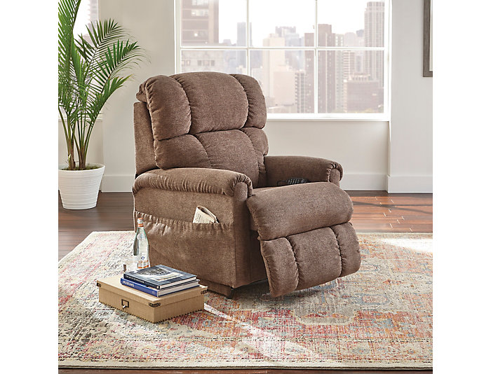 Groovy Pinnacle Brown Lift Chair Short Links Chair Design For Home Short Linksinfo