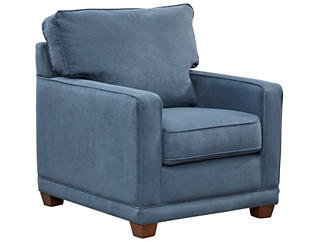 Kennedy II Chair, Indigo, large