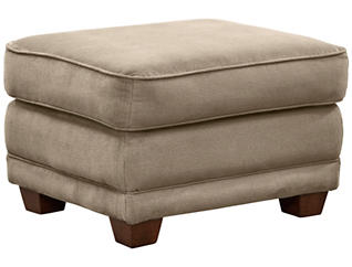 Kennedy II Ottoman, Granite, large