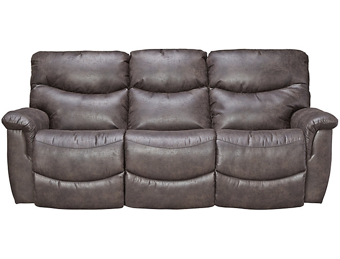 James Reclining Sofa Art Van Home