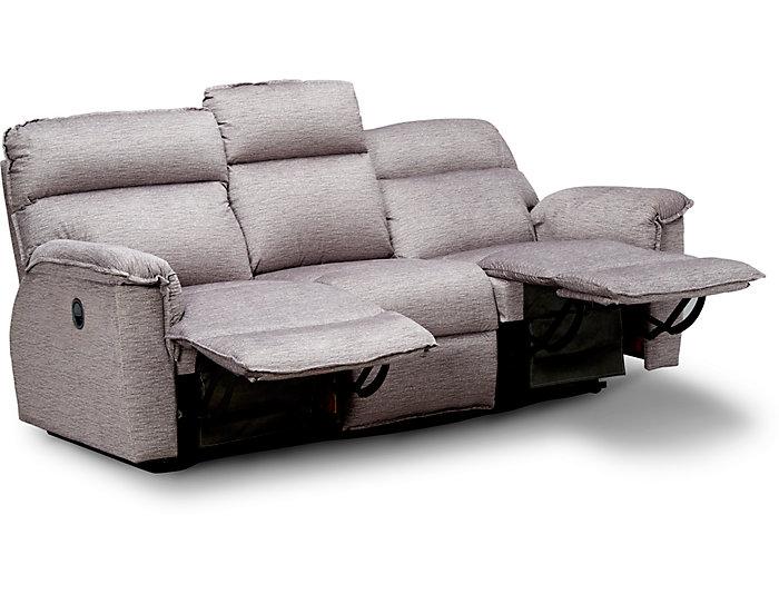 Amazing Jay Grey Reclining Sofa Creativecarmelina Interior Chair Design Creativecarmelinacom