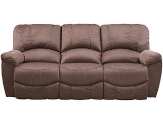 La-Z-Boy Hayes-II Power Reclining Sofa, Brown, , large