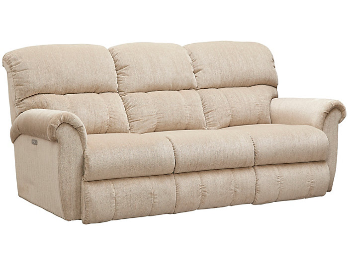La-Z-Boy Briggs III Power Reclining Sofa, Beige, , large