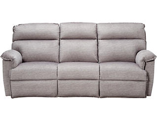 Terrific Jay Grey Dual Power Reclining Sofa Ibusinesslaw Wood Chair Design Ideas Ibusinesslaworg