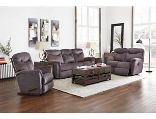 Fortune Reclining Loveseat, , large