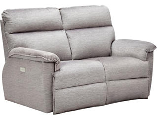 Jay Dual Power Reclining Love, , large