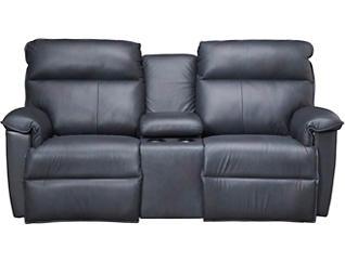 Superb Wicklow Dual Power Console Loveseat Beatyapartments Chair Design Images Beatyapartmentscom
