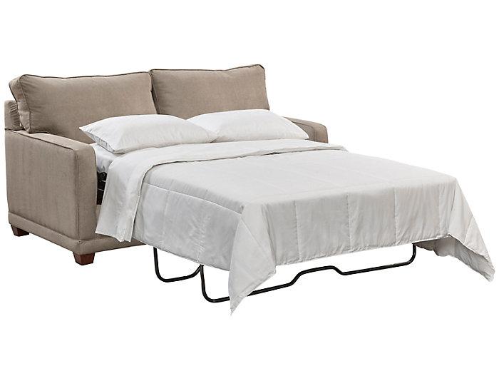 Fantastic Kennedy Ii Granite Full Sleeper Sofa Art Van Home Evergreenethics Interior Chair Design Evergreenethicsorg