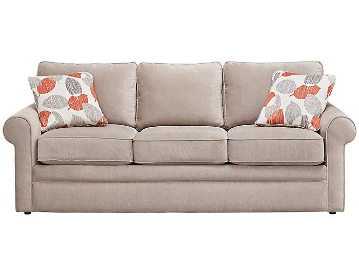 Collins Ii Sofa Beige Large