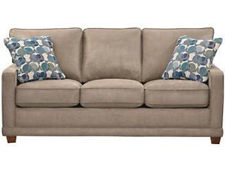 Kennedy II Sofa, Granite, Granite, large