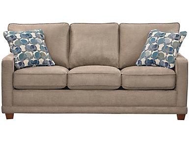 Kennedy II Sofa, Granite, large