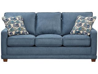 Kennedy II Sofa, Indigo, large