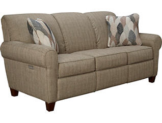 Bennett Power Reclining Sofa, , large