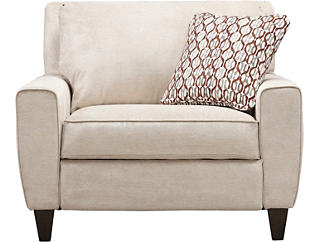 Edie Power Reclining Chair and a Half, , large