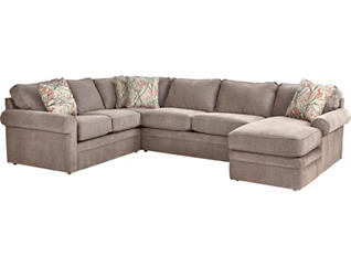 Collins III 4 Piece Sectional, , large