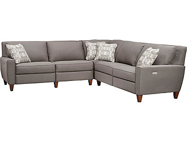 Edie 3 piece sectional, , large