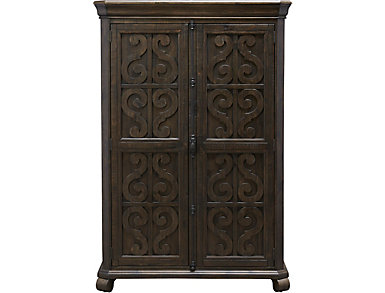Bellamy 2 Door Chest, , large