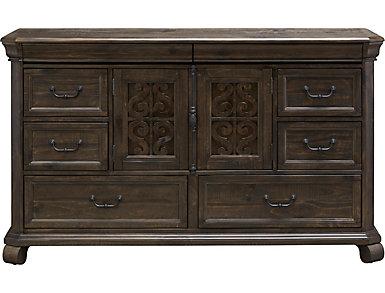 Bellamy 8 Drawer Dresser, , large