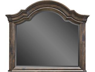 Bellamy Shaped Mirror, , large