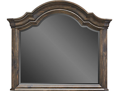 Bellamy Shaped Mirror, , large