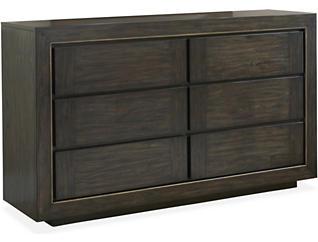 MacArthur Terrace 6 Drawer Dresser, , large