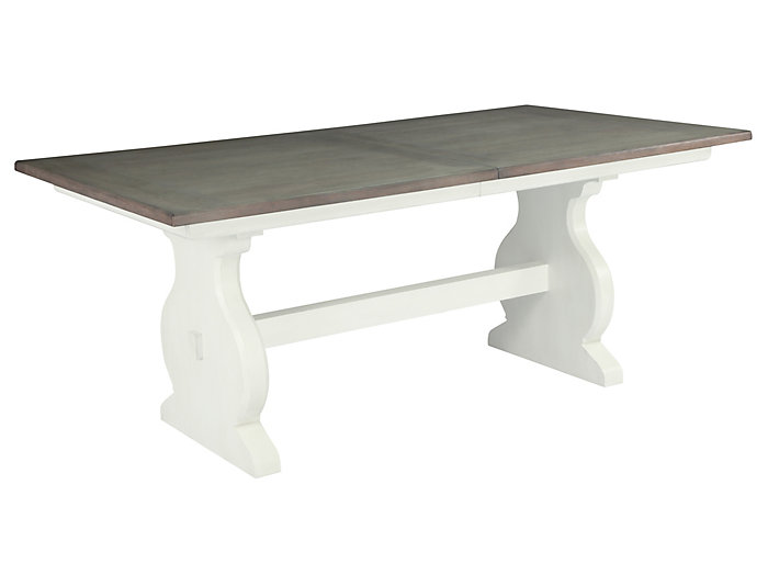 Hancock Park Trestle Table, , large