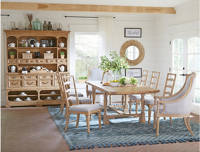 Graham Hills Dining Table, , large